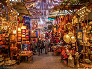 th marrakech souk